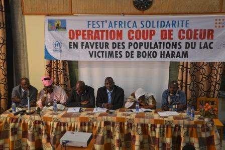 Coup de cœur pour les victimes de Boko Haram le 28 février