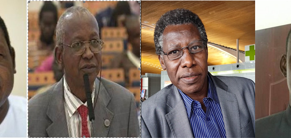 La société civile appelle IDI à la démission