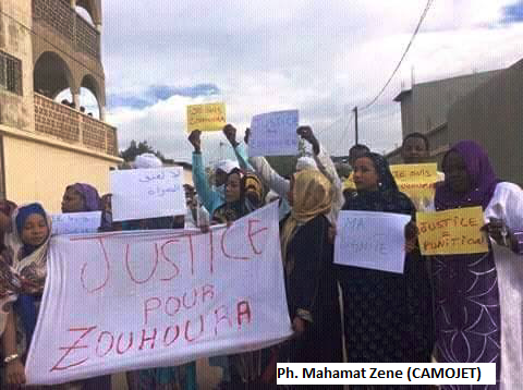 Justice pour Zouhoura