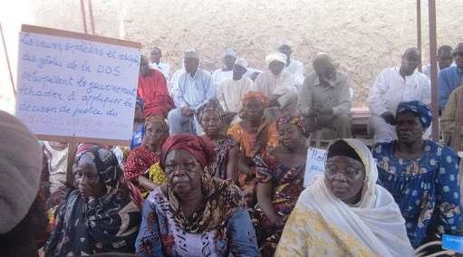 Les victimes des crimes de Hissène Habré attendent réparation
