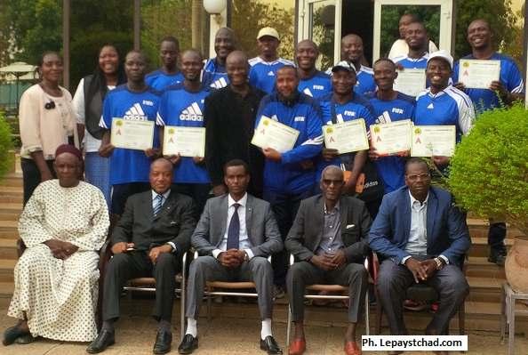 FIFA et FTFA forment les techniciens du sport  en administration et en management
