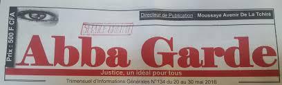 Madjissembaye Ngardinon du Journal Abba Garde détenu à la maison d'arrêt