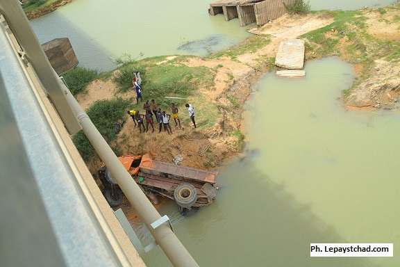 N'Djamena : trois morts sous le pont à double voie