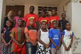 Unicef: les enfants du camp de Dar-es Salam