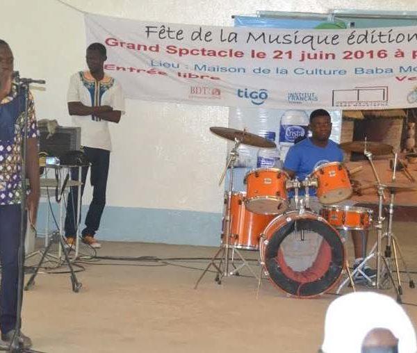 Fête de la musique édition 2016 à N'Djaména