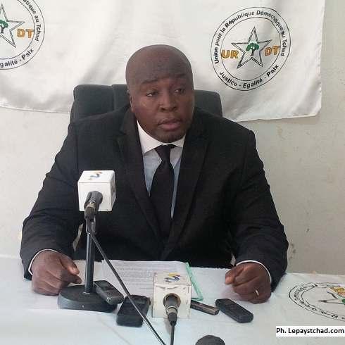 Éric Kamougué lance les activités de son parti