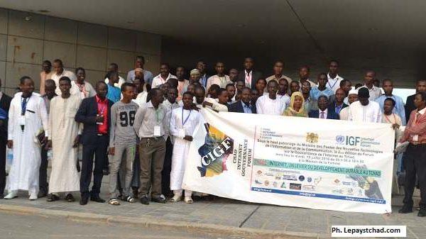 2eme Edition du Forum sur la Gouvernance et l'Internet au Tchad