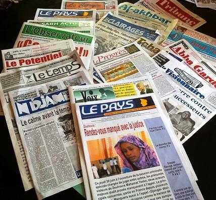 Revue de Presse de la semaine du 26 septembre au 03 octobre 2016