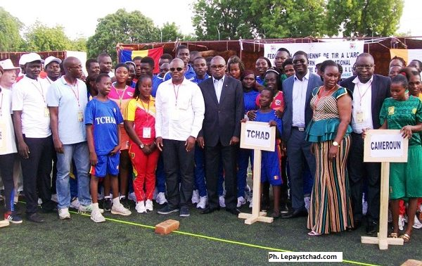 Ouverture du championnat d'Afrique de tir à l'arc