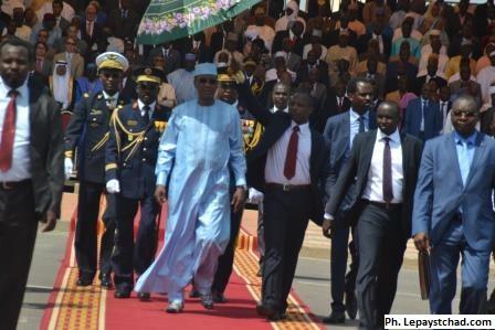 56ème anniversaire de l'indépendance du Tchad