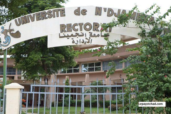Les agents du rectorat de N'Djamena ferment les portes