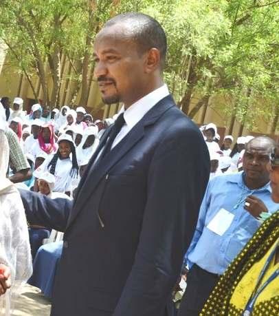 Ahmat Khazali Mahamat Acyl lance la rentrée administrative