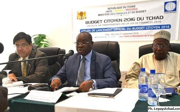 Mbogo Ngabo Séli lance le « Budget citoyen »