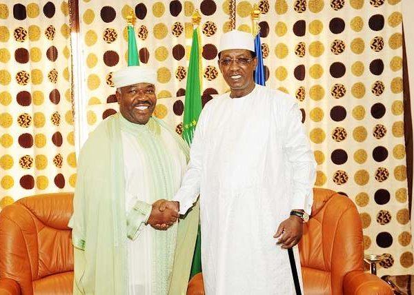 Idriss Déby prend acte de la réélection de Ali Bongo