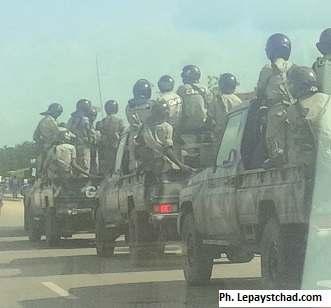 L'université de N'Djaména assiégée par la Police