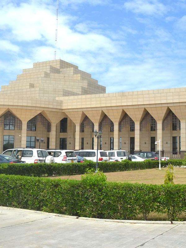 Mouvements au bureau de l'assemblée nationale