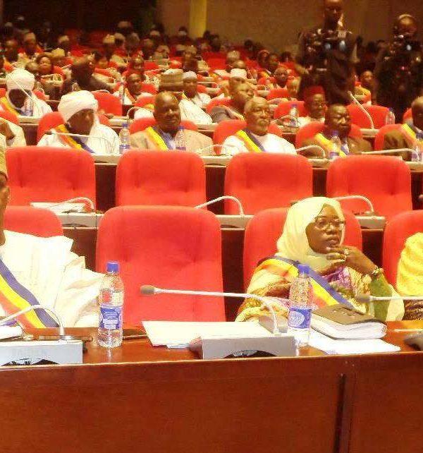 Rentrée parlementaire de la 2ème session ordinaire 2016