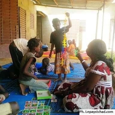Reportage : A l'orphelinat «Dieu bénit», les enfants déshérités retrouvent espoir