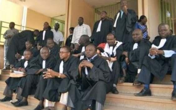 Les Greffiers du Tchad déterminés à poursuivre la grève sèche