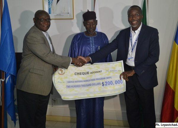 L'Union Africaine offre deux cent mille dollars aux réfugiés du Lac Tchad