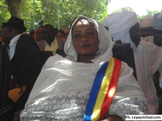 Mme Mariam Djimet Ibet succède à Ali Haroun à la tête de la commune de N'Djamena