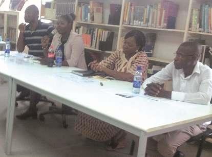 « Ruine ou Vaine? Du rire aux larmes, des larmes au rire ! »,  de Mamadjibeye Nako au centre d'une causerie-débat autour du livre à l'IFT