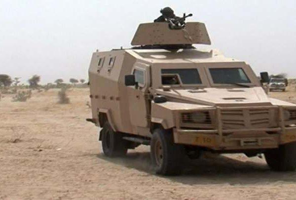 Les Etats Unis offrent des véhicules blindés à l'Armée Tchadienne pour lutter contre Boko Haram