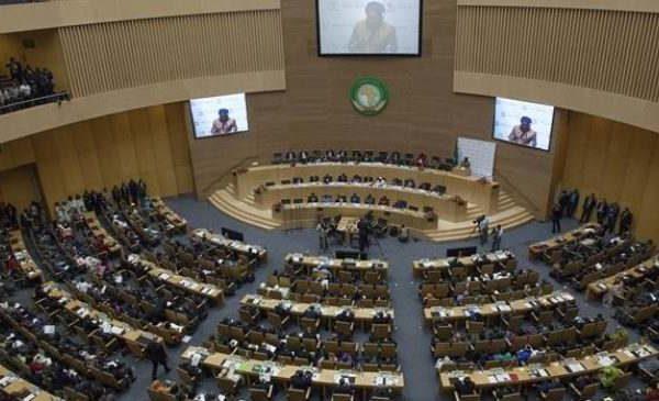 Débat entre les candidats à la présidence de la commission de l'Union africaine