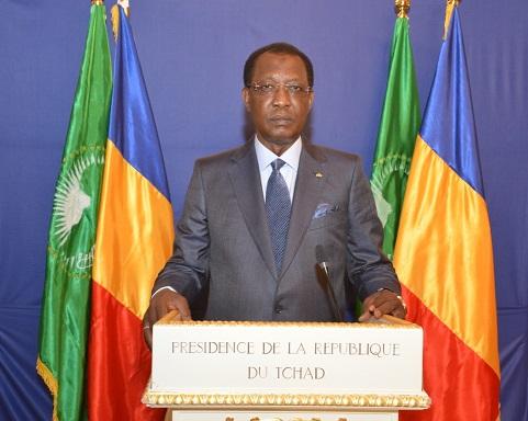 Le Président Idriss Deby Itno appelle les Tchadiens au sacrifice