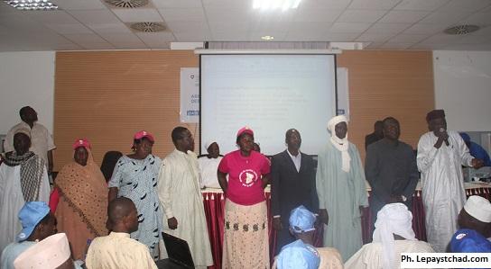 Assemblée constitutive de la Fédération nationale des Organisations de producteurs de semences au Tchad