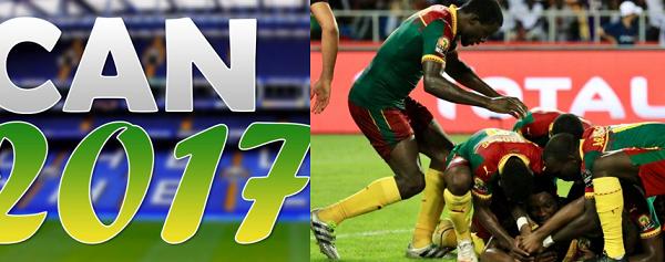 CAN 2017 : l'Egypte aussi dans la sauce Camerounaise