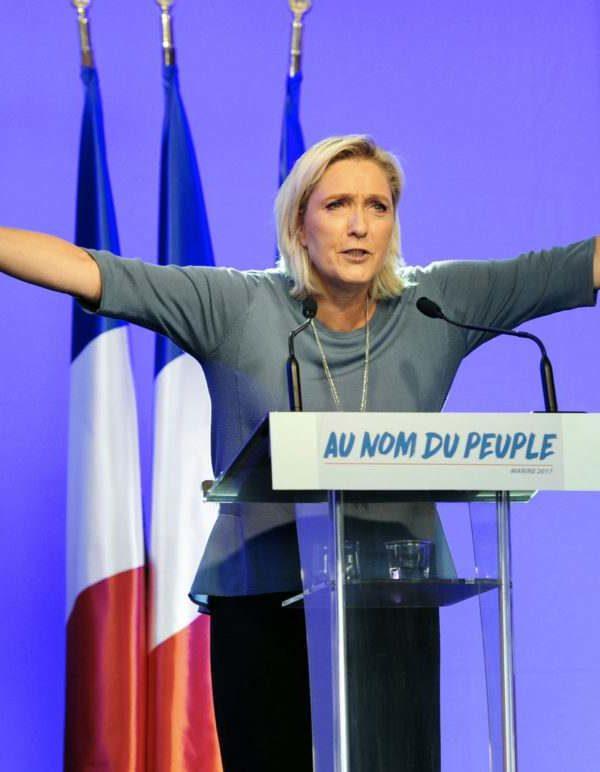 Marine Le Pen à N'Djaména mardi prochain