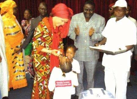 Le Tchad lance la 7ème édition de la semaine africaine de la vaccination