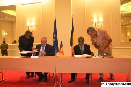 L'Union européenne et l'AFD renforce leurs soutiens au Tchad