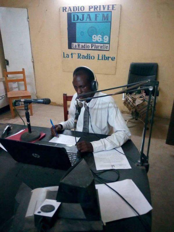 Deux journalistes de Dja Fm brièvement interpellés par l'Ans