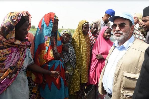 Faire du bassin du lac Tchad une terre de paix et d'abondance
