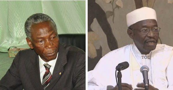 Le ministre des mines et celui de l'aménagement du territoire limogés