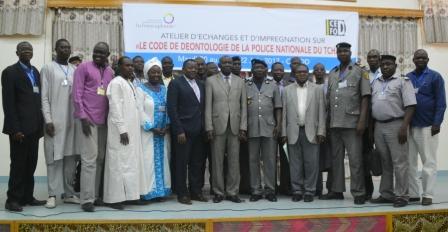 Le Cefod Vulgarise Le Code De Deontologie De La Police Nationale