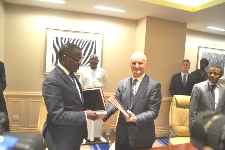 Accord transactionnel entre le Tchad et le consortium pétrolier du bassin de Doba
