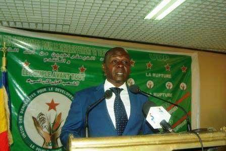L'Udp veut plus de liberté au Tchad