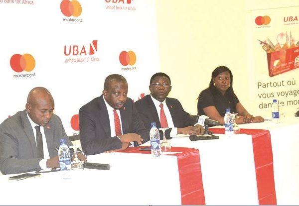 UBA Tchad lance la carte de débit  « Mastercard »