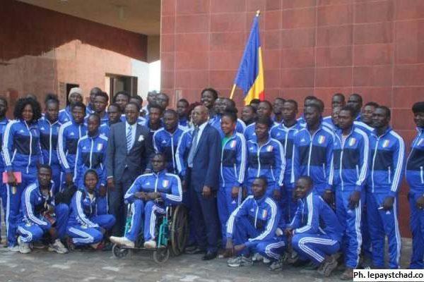 Les 8 ème jeux de la Francophonie : la délégation tchadienne remporte 3 médailles