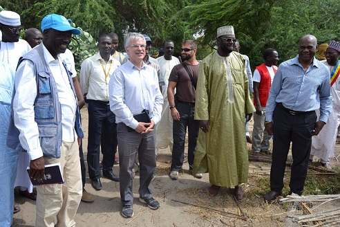 Le Hcr-Tchad se réjouit de la contribution de la France estimée à 200,000 dollars