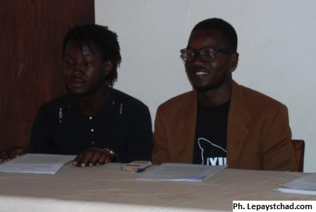 Iyina demande la libération des Tchadiens  arrêtés illégalement