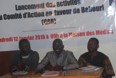 Après l'international, une mobilisation interne pour libérer Babouri