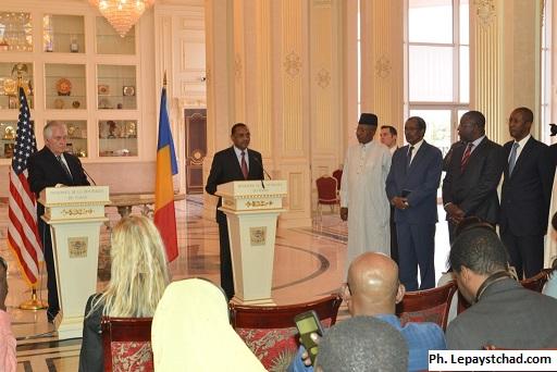 « Le Tchad doit autoriser les manifestations et marches pacifiques »