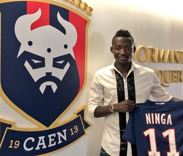 Casimir Ninga quitte Montpellier pour Caen