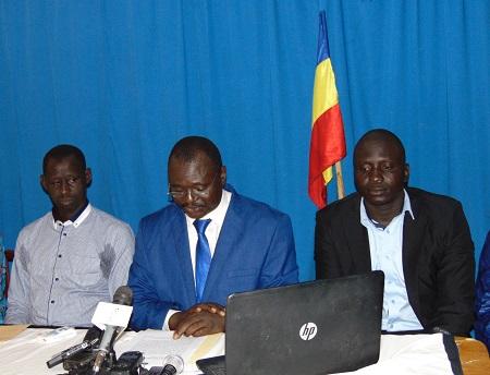François Djékombé entre en politique