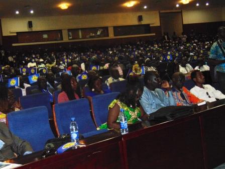 Les militants du Mps de Mayo Kebbi Ouest en prélude  pour les élections à venir