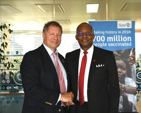 La Fondation UBA et Gavi lancent un nouveau partenariat pour l'Afrique